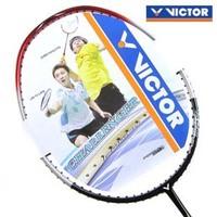 Free shipping Full carbon badminton racket set one piece