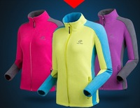 Lovers design double layer compound fleece clothing ultrafine antistatic ball outdoor high quality fabric