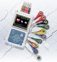 *Free EMS Shipment* CE FDA Certified 12 Channels Contec TLC5000 ECG Holter, ECG / EKG Monitoring System, Dynamic ECG System