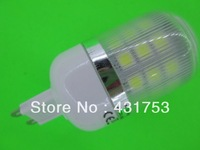 200-260V G9 6W  Cold white / Warm White 360 Degree 5050 SMD 30Led Light Bulb Lamp Energy Saving