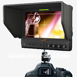 """LILLIPUT 663/S 7"""" 3G-SDI Field Monitor with Advanced Functions for DSLR & Full HD Camcorder, 3G-SDI input & output, HDMI monitor(China (Mainland))"""
