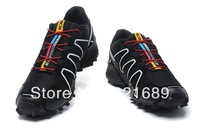 2013Free Shipping 11 Colors New Arrived Salomon Shoes Men Athletic Shoes Running shoes EU Size 40-46 Free Shipping