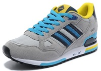 New arrival women fashion sport shoes ,big size female zx750  retro running shoes,free shippping