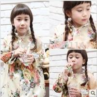Hot seller Children raincoat poncho woman prints free shipping