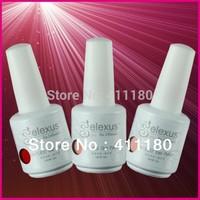 Free Shipping Gelexus Brand 12Pcs/lot (You choose 12pcs) Soak Off UV LED Nail Gel Polish