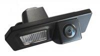 Free shipping HD waterproof backup reverse parking car rear view camera for Citroen C4 AIRCROSS