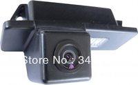 Free shipping HD waterproof backup reverse parking car rear view camera for Citroen C5