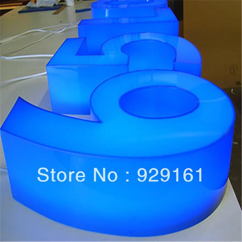Acrylic Box Letters : Acrylic light boxes images