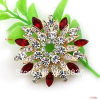 Free Shipping 6PC/Lot 2013 Fashion Cyrstal  Wedding  Brooch Pins ZYP857-015
