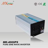 12VDC 4000W power inverter, off grid inverter 12V for home use, Shipping cost