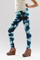 2013 Fashion Sexy Jellyfish Galaxy Digital Print Stretchy Leggings For Women Pants Leggins Trousers LB13381 Free Shipping