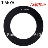 "W-Tianya TY Adapter Ring 72mm for Cokin Z Hitech Singh-Ray 4X4"" 4X5.65 4x5 filter"