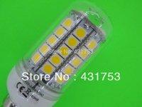 220V  E27 Chip 69 LED Cool White Light Bulb Lamp  12W ( High Brightness ) lights for home 5050 SMD