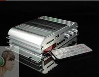 Genuine LP-269FS four-channel car amplifier / amplifier card U disk + remote playback singles
