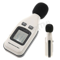 Tenfision(TM) Mini Digital Sound Level Noise Meter Decibel DB Monitor Office Factory School Free Shipping