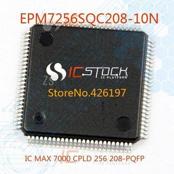 EPM7256SQC208-10N IC MAX 7000 CPLD 256 208-PQFP 7256 EPM7256SQC208 1pcs