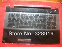 New FOR Samsung RC730 US Keyboard Palmrest Touch Case Cover