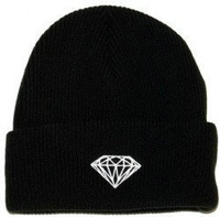 Wholesale Diamond Supply Co. Beanies YMCMB Dope Pink Dolphin Last King Trukfit Beanie Hat Most Popular Winter Knitted Hat