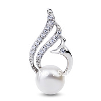 925 sterling silver fine jewelry necklace pendant 1 piece drop shipping