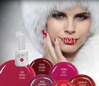 Free Shipping : hot sale 15ml Nail Polish Professional 324colors Fashion Colorful Nail Gel Polish Soak off uv nail gel polish