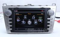 7 inch1080P A8 chipset S100 Platform DVD GPS navi headunit 3G/WIFI Internet 20 V-cdc record F 2008-2012 mazda 6