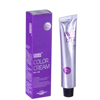 St - colorful multicolour hair cream hair dye 90g dioxygen milk