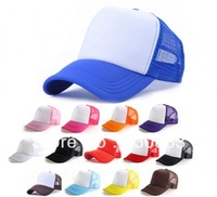 Fifteen Colors Fashion Sun hat cap tourism topi promotional activities working cap Men&Women advertising cap Team&Group Cap