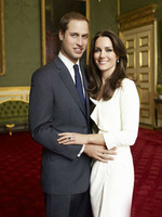 Free shipping  new Celebrity princess Kate Middleton Fashion Skinny white color dresses