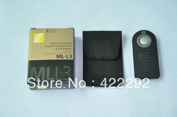 Free Shipping 20pcs/lot ML-L3 camera Remote Control For Nikon D7000 D5100 D5000 D3000 D90 D70 D60 D40