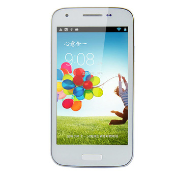 Free shipping 4.3 inch MINI S4 F9192 Smart phone Android 4.2.2 dual core 1.2GHz MTK6572W dual camera WiFi GPS 512MB RAM+4G ROM