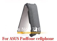 Heat-setting Folio Case Cover For ASUS Padfone 1  A66 + Screen Protector