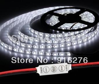 Светодиодная лента TM 5 5050 SMD 300 LED /12v + /3key 5050 led strip