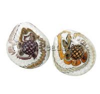 12pcs/lot Fashion Lampwork Pendants for DIY Jewelry Making, Fine Necklaces Pendants Mixed colors Fashion Charms