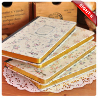 eight-k-korea stationery hard-face copy rustic notepad diary tsmip