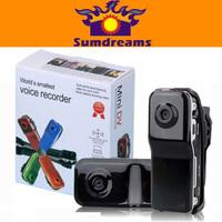Mini Sport DV MD80 DVR Video Camera Hidden Video Digital Camera Black/Red/Orange/Green