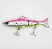 New 12.5CM 17.7G fishing lure fish tackle minnow pesca wobbler carp swimbait japan artificial bait Free Shipping