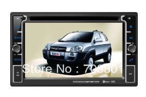 6.2 inch 2 Din Car DVD Player for HYUNDAI Terracan (2001-2007),Suit for HYUNDAI Terracan,3D GUI User Interface easy to operate