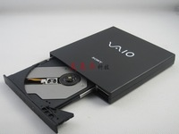 with CD-ROM External drive CD DVD drive mobile video recorder usb drive   CD-RW high speed Burn CD/VCD free shipping