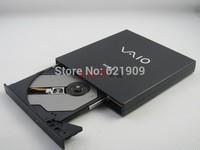 with CD-ROM External drive CD DVD drive mobile video recorder usb drive   CD-RW high speed Burn CD/VCD free shipping