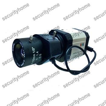 HD Sony Effio CCD Bullet Camera 700TVL 6-15mm Auto IRIS CCTV Box camera system security free shipping
