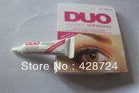 DUO Waterproof  False Eyelashes Adhesive Eyelash Glue Black 9G 2pcs/lot Hot Sale!