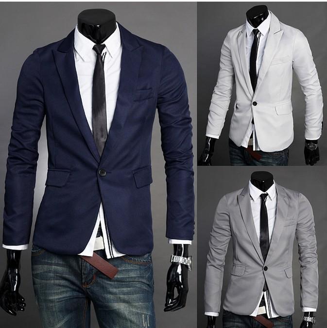 Men's Suit Jackets Blazers