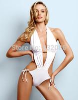 Free shipping 2014 new sexy victoria halter swimwear ladies bikini set S13011