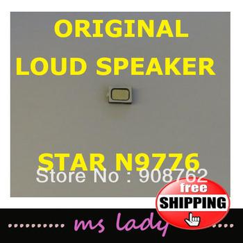Original Loud Speaker Loudspeaker for STAR N9776 smart cell phone Free shipping airmail + tracking code