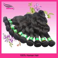 "Brazilian Hair, Queen Hair Extension, Body Wave, Mixed Length 12""14""16""18""20""22""24""26"" 6pcs/lot  DHL Free Shipping"
