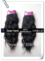 Шиньон Real hair wig ring hair accessory bud head meatball head wig bag female short hair fluffy hair maker caterpillar
