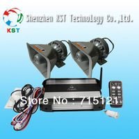 T9 400W/600W wireless remote electronic police car siren