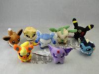 12cm Pokemon plush doll pokemon toy dolls small combination stuffed animals & plush