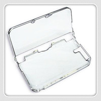 free shipping, wholesales, 1pcs/lot, Crystal Case for Nintendo 3DS XL