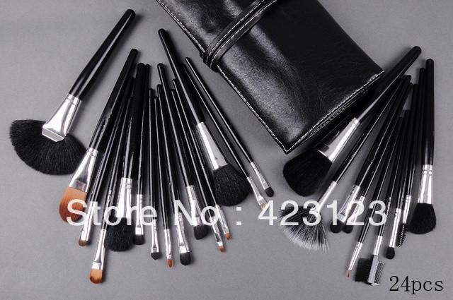 ... makeup brush set mac pro longwear spf10 24 makeup artist kit uk ...